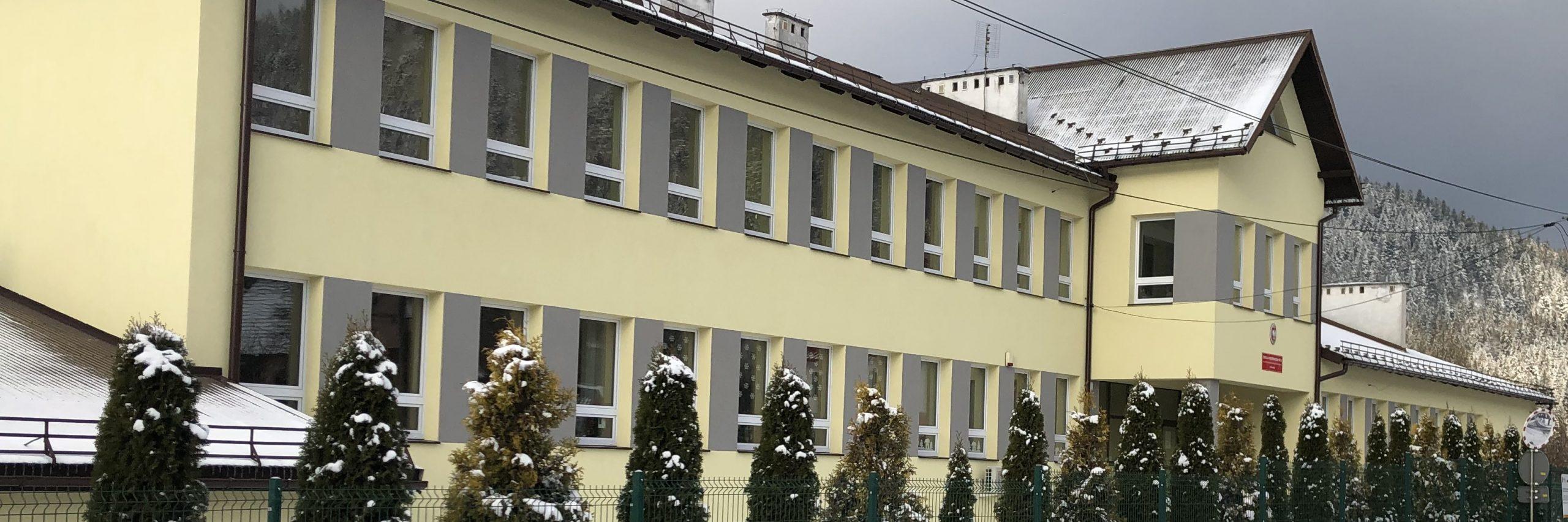 Szkoła Podstawowa nr 1 im. 1 Pułku Strzelców Podhalańskich Armii Krajowej w Szczawie